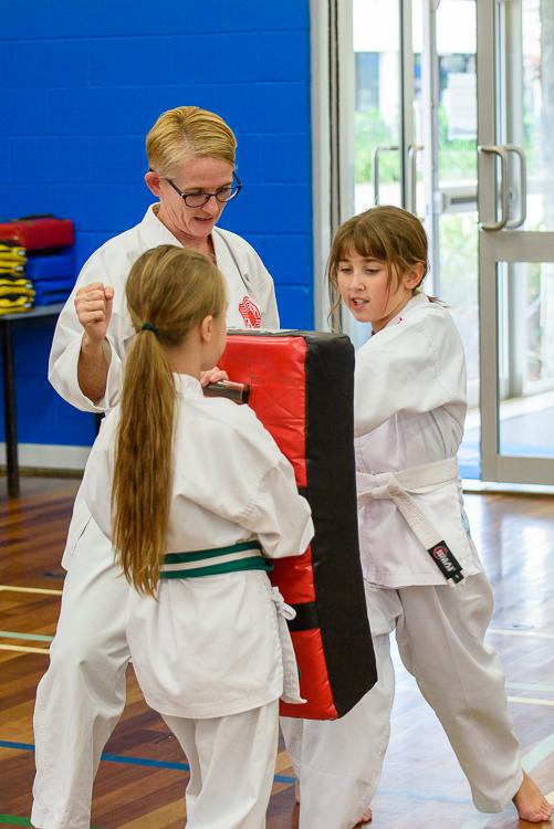 QLD Karate Camp