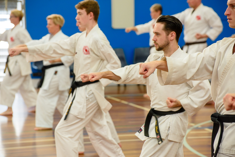 QLD Karate Camp